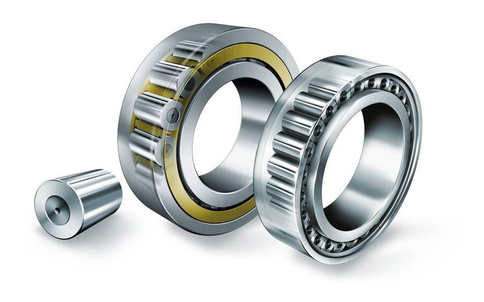 Cylindrical roller bearings  NU210EM  32210H