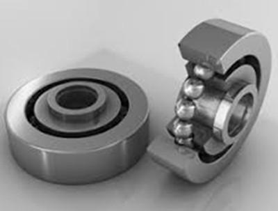 Suspension conveyor chain Understanding of bearings